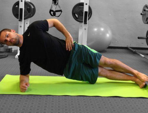 Milliseid keha keskosa harjutusi trennis teha?