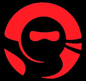 TrenniNinja Sticky Logo