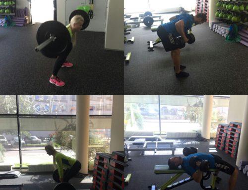 Milliseid harjutusi trennis teha?